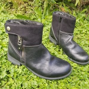 Josef Seibel Sherpa Lined Boots